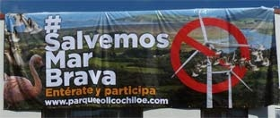 Salvemos Mar Brava (del Parque Eolico Chiloe)