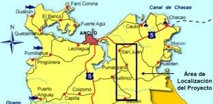 Localización Parque Eólico Ancud en Pumanzano