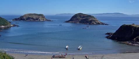 Monumento Natural Islotes de Puñihuil