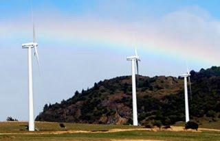 Parque eólico Alto Baguales