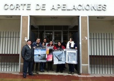 Ante Corte de Apelaciones de Puerto Montt