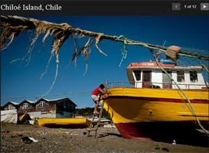 Lancha de Chiloé